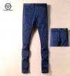 30代男性ファッションPHILIPP PLEIN フィリッププレイン コピー テーラード ストレートパンツ2020新モデルスウェット風