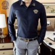 VERSACE コレクション ヴェルサーチ シャツ コピー 2020トレンド最先端 ビジネスシャツコーデデザインお洒落新品