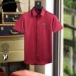 品質保証VERSACE MEDUSAシャツ サイズ 軽快な着心地 ヴェルサーチ コピー2020大人気カジュアルシャツ半袖