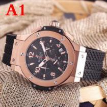 店舗で人気満点 2017新作 ウブロ HUBLOT 男性用腕時計 多色選択可日本輸入クオーツムーブメント