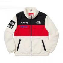 シュプリーム SUPREME ブルゾン 2色可選 Supreme 18FW TNF Fleece Jacket 2019年秋冬シーズン