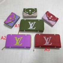 夏っぽさ新作アイテム weishanli weishanli 財布 3色可選 春夏の流行り2019新品