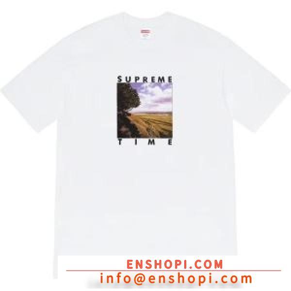シュプリーム 圧倒的な人気を集める 多色可選 SUPREME 絶大な革新性 半袖Tシャツ お手頃なアイテムenshopi.com sn:zeG55r-2