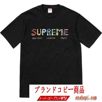 [国内即発] supreme コピー Rocks Tee Tシャツ 即納-3