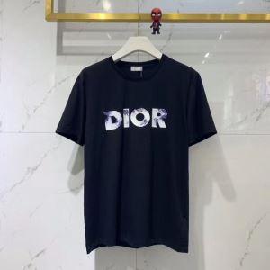 2色可選 エレガントな雰囲気 半袖Tシャツ VIP価格SALE ディオール DIOR  おしゃれな人が持っているenshopi.com sn:9XbC8z-3