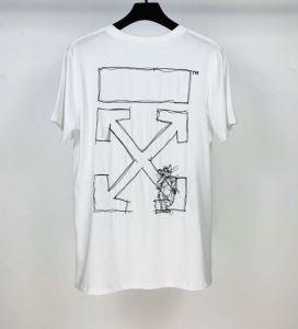 半袖Tシャツ 2色可選 最もオススメ Off-White 人気が継続中 オフホワイト  海外でも大人気enshopi.com sn:XnuKTb-3