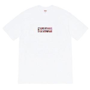 シュプリーム 2色可選 春夏に最も需要のある SUPREME 大人スタイリッシュ 半袖Tシャツ VIPセールで驚きenshopi.com sn:bObeCe-3