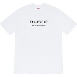 シュプリーム 多色可選 圧倒的な人気を集める SUPREME 毎シーズン争奪戦 半袖Tシャツ 気になる2020年新作enshopi.com sn:m8Lnyu-3