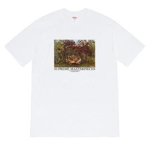 大人気アイテム!入手困難  半袖Tシャツ 2色可選 低価格トレンド新品 シュプリーム SUPREME 2020春夏大活躍enshopi.com sn:5fWTnu-3