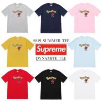 SS19 supreme コピー Dynamite Tee - シュプリーム コピー Tシャツ-1