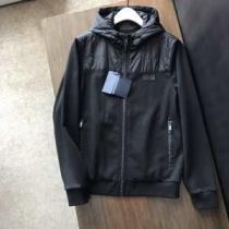 Pradaテクニカルコットンxナイロンギャバジン スウェットシャツプラダコピージャケット安いおすすめ メンズファション新作enshopi.com sn:rOPDyu-1