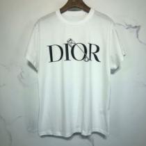 2020SS人気 ディオール 3色可選 DIOR 今回注目する 半袖Tシャツ 2年以上連続1位獲得enshopi.com sn:0famuq-1