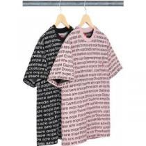 半袖Tシャツ 新コレクションが登場 シュプリーム 2色可選 上品なうえに洗練 SUPREME 新作情報2020年enshopi.com sn:X55Dme-1