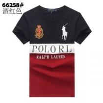 3色可選 あらゆるコーデに馴染む 半袖Tシャツ 芸能人愛用するアイテム ポロ ラルフローレン Polo Ralph Laurenenshopi.com sn:j01jCC-1