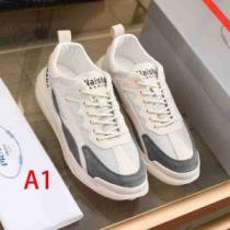 プラダ お洒落重視の方へ PRADA 2色可選 春夏に最も需要のある スニーカー VIPセールで驚きenshopi.com sn:qCaySz-1